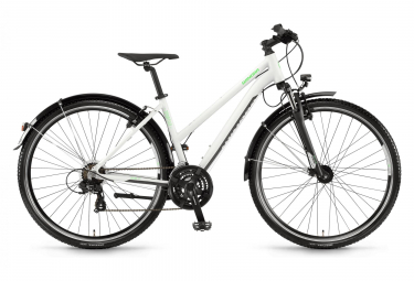Winora Vatoa 21 Woman City Bike Shimano TX800 3x7 S Grey 2019