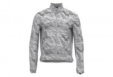 Odlo Fujin Jacket Silver Grey M