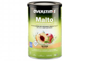 Overstims MALTO ANTIOXYDANT 500g Taste Tea Pesca