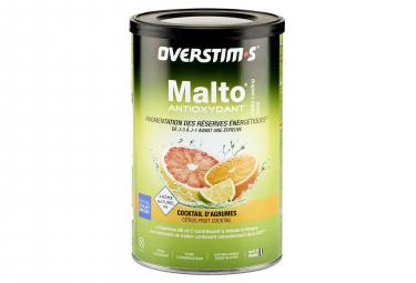 Overstims MALTO ANTIOXYDANT 500g Sabor Citrus Cocktail