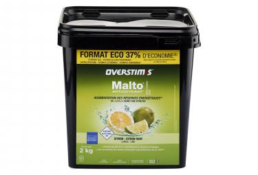 OVERSTIMS MALTO ANTIOXIDANT Lemon - Lime 2kg