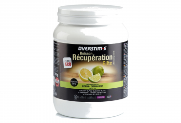 Overstims ELITE Recovery Drink Lemon - Green Lemon 780 g
