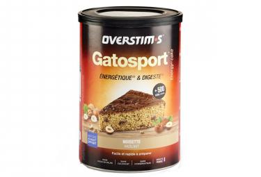 OVERSTIMS Sports Cake GATOSPORT Avellana 400g