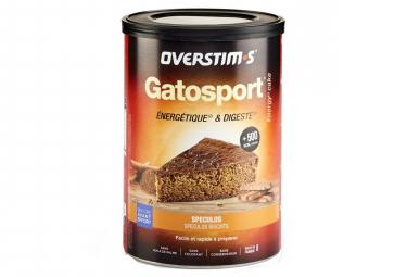 Gâteau Energétique Overstims Gatosport Spéculos 400g