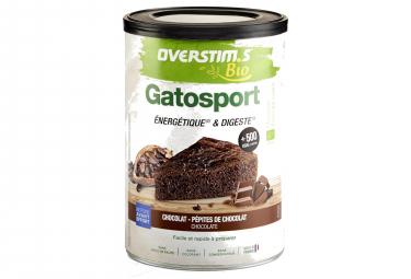 OVERSTIMS Sports Cake GATOSPORT BIO Chocolate 400g