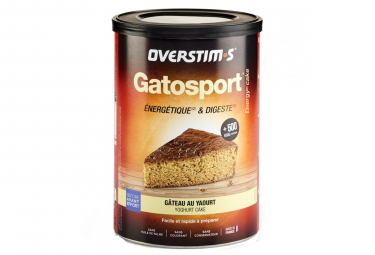 OVERSTIMS Sports Cake GATOSPORT Pastel de yogurt 400g