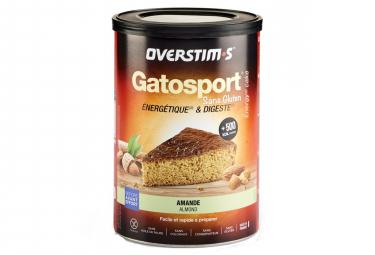 OVERSTIMS Sports Cake GLUTEN-FREE GATOSPORT Almond 400g