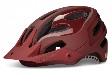 Casque All Mountain Sweet Protection Bushwhacker II Mips Rouge