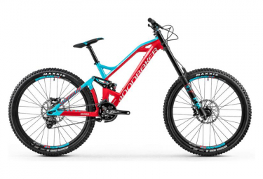 Full Suspension MTB Mondraker Summum Pro Shimano Zee 10S 27.5'' 2018