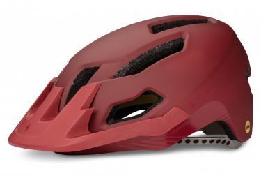 Casque All Mountain Sweet Protection Dissenter Mips Rouge Mat