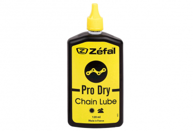 Zefal Pro Dry Lube and 120 ml