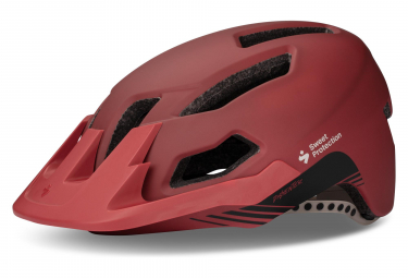 Casque All Mountain Sweet Protection Dissenter Rouge Mat