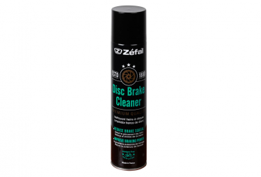 Zefal Degreasing Disc Brake Cleaner and 400 ml