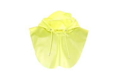 Image of Capuche rains ltd hood bib foggy fluo jaune m l