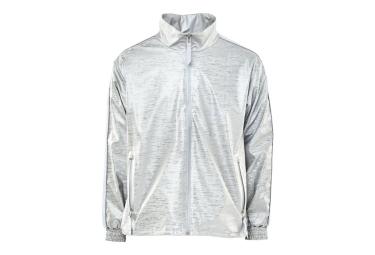 Rains LTD Track Jacket Dripping Silver