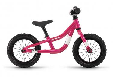 Winora Balance Bike Rage 12'' Blanc / Rose