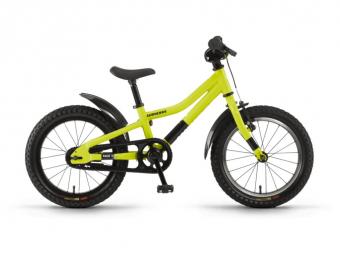 Winora Rage 16'' Kid Bike Single Speed Coaster Brake Yellow