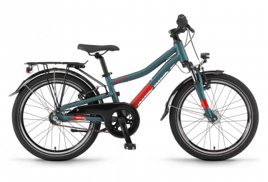Winora Dash Kids Bike 20'' Bleu / Rouge