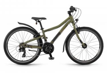 Winora Rage Kids Bike 24'' Noir / Vert