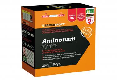 Food Supplement NamedSport Aminoman Sport 30 Sachets