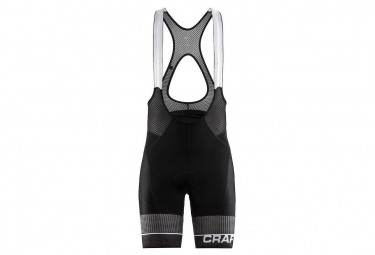 Craft Bibshort Route Black / White