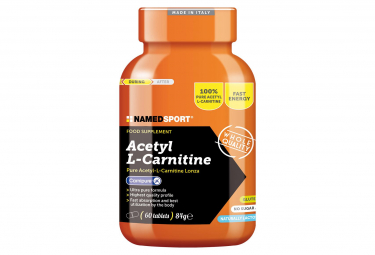 NamedSport acetyl L-carnitine 60 cpr