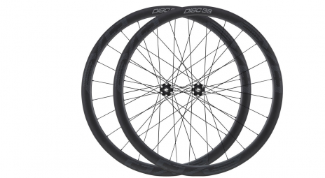 Coppia di ruote BH Evo C38 Tubeless Disc | 12x100 - 12x142mm | 2019 Shimano / Sram Body