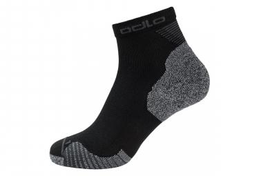 Odlo Ceramicool Quater Socks Black 45 47