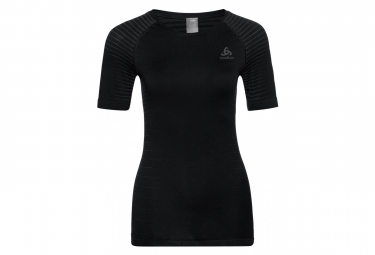 ODLO PERFORMANCE LIGHT Short Sleeves T-Shirt black