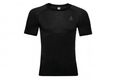 T-Shirt Manches Courtes ODLO PERFORMANCE LIGHT Noir