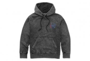 Etnies Retro Hooded Fleece Charcoal