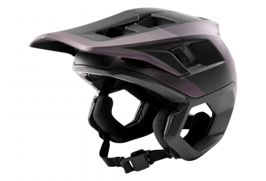 Fox Helmet Dropframe Black Iris