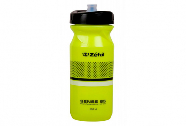Bottle zefal Sense M65 Yellow