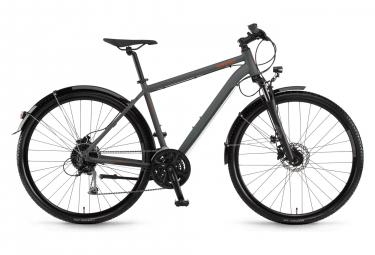 Winora Vatoa Hybrid Bike Gris