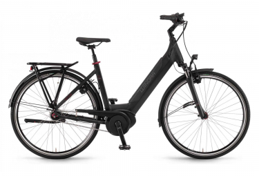 Winora Sinus iN7f Womens E-Bike  Noir