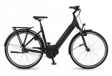 Vélo de Ville Électrique Winora Sinus iN7f Monotube Bosch i500Wh Shimano Nexus 7V Noir 2021