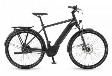 Winora Sinus iRX14 City e-Bike i500Wh Rohloff E-14 Gris 2019