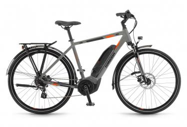 Winora Yucatan 8 H City e-Bike 400Wh Shimano Altus 8S Grey