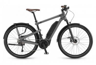 Winora Yakun Urban 27,5'' Touring e-Bike 500Wh Shimano XT 2x10S Black