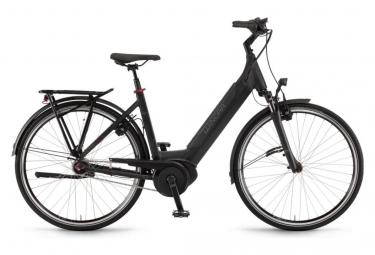 Vélo de Ville Électrique Winora Sinus 28'' iN7 Monotube i500Wh Shimano Nexus 7V Noir 2019