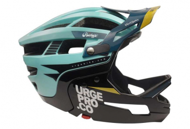 Urge Gringo MTB Helmet Pampa Blue / Black