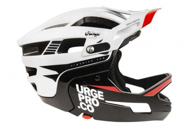Urge Gringo MTB Helmet Pampa White / Black