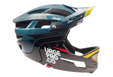 Sierra Urge Gringo MTB Helm Blau / Schwarz