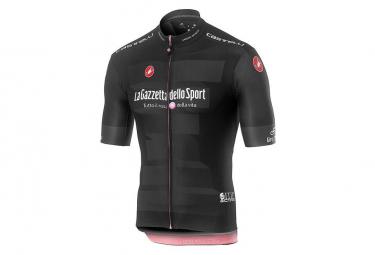 Castelli Short Sleeves Jersey Giro Squadra Black