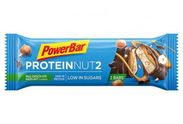 Barre Protéinée PowerBar Protein Nut2 Chocolat au Lait Noisette 45 g