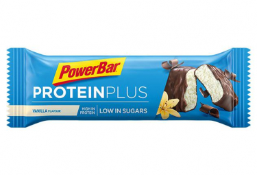 Barre Protéinée PowerBar Protein Plus Low Sugar Vanille 35 g