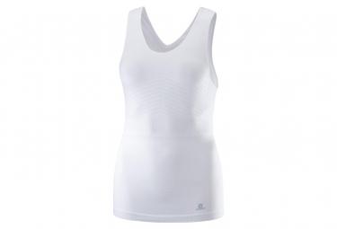 Salomon Elevate Move'On Tank Women's Jersey White