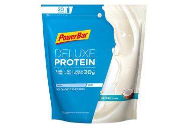 Boisson Protéinée PowerBar Deluxe Protein Noix de Coco 500 g