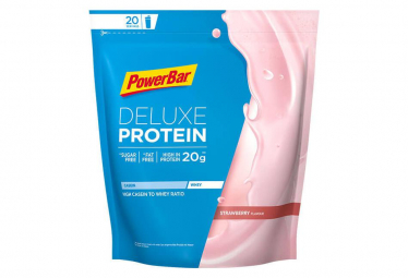 Boisson Protéinée PowerBar Deluxe Protein Fraise 500 g