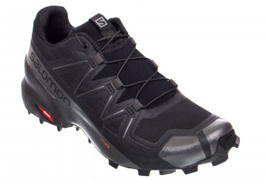 finest selection 18041 7d97f Scarpe Salomon Speedcross 5 nere
